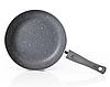 Сковорода глубокая Vinzer Stone Induction Line 89418 (26 см) антипригарное покрытие | сковородка Винзер, фото 3