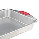 Форма для запекания Vinzer 89483 прямоугольная (37 см) | форма для выпечки Винзер | противень с ручками, фото 3