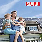 Огляд мережевих сонячних інверторів SAJ