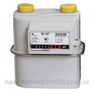 Газовий лічильник Elster BKT-G4 з термокомпенсатором