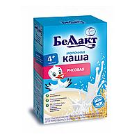 Каша молочна Беллакт Рисова, 6+, 200г