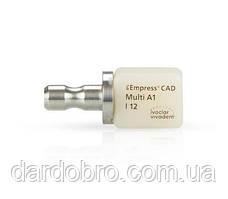 Мультиблоки Empress CAD CEREC/inLab Multi I12/5 Ivoclar Vivadent