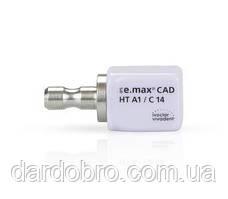 Блоки IPS e.max для CAD/CAM (CEREC/inLab C14/5) (680028)