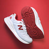 Женские кроссовки New Balance 530 Encap White Red, женские кроссовки нью беленс 530 енкап, фото 4