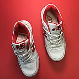 Женские кроссовки New Balance 530 Encap White Red, женские кроссовки нью беленс 530 енкап, фото 2