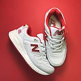 Женские кроссовки New Balance 530 Encap White Red, женские кроссовки нью беленс 530 енкап, фото 3