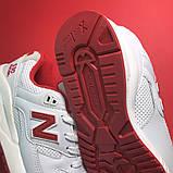 Женские кроссовки New Balance 530 Encap White Red, женские кроссовки нью беленс 530 енкап, фото 6