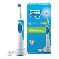 Электрическая зубная щетка ORAL-B BRAUN Vitality CrossAction/D12