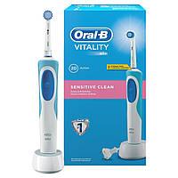 Зубная щетка электрическая Braun Oral-B Vitality D12.513 Sensitive