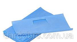 Медицинская защитная маска-салфетка для процедуры AIR Flow Polix PRO&MED, 30*40 см, 25 шт./уп.