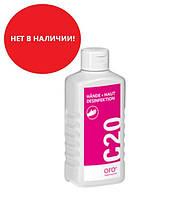 Дезинфекция рук + кожи C20 без отдушек и красителей Orochemie, 1 л