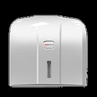 Пластиковый держатель бумажных полотенец V-сложения PRO Service, белый, 1 шт.
