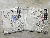 """Полотенце уголок для малышей """"Мишутка"""", фото 1"""