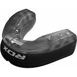 Капа боксерська RDX Gel 3D Black, фото 2