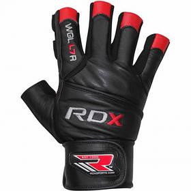 Рукавички для залу RDX Membran Pro S