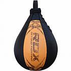 🔥 Пневмогруша боксерская RDX Simple Gold, фото 2