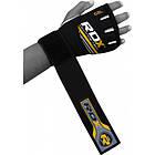 Бинт-перчатка RDX Neopren Gel Yellow S/M, фото 4