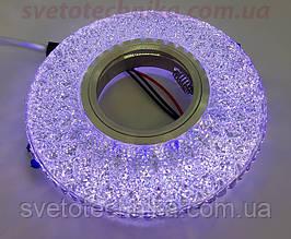 7760с синей подсветкойRGB  Точечный светильник