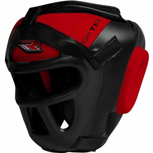 Боксерский шлем тренировочный RDX Guard L