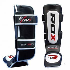 Накладки на ноги, защита голени RDX Leather L