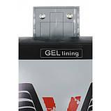 🔥 Настінна подушка для відпрацювання ударів V'Noks Gel 40*40*15 см сіра, фото 3
