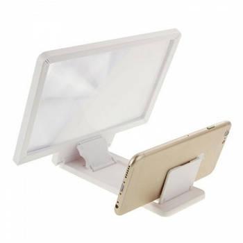 3D Увеличитель экрана для смартфона. Подставка для телефона