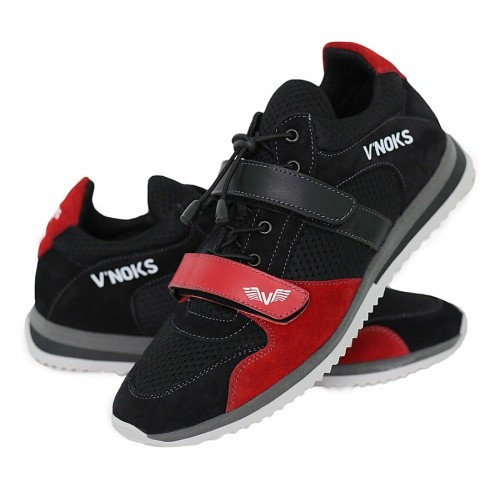 Кросівки спортивні чоловічі V'Noks Boxing Edition 41 розмір чорний з червоним