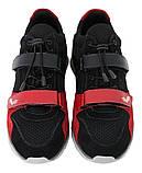 Кросівки спортивні чоловічі V'Noks Boxing Edition 41 розмір чорний з червоним, фото 2