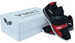 Кросівки спортивні чоловічі V'Noks Boxing Edition 41 розмір чорний з червоним, фото 7