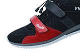 Кросівки спортивні чоловічі V'Noks Boxing Edition 41 розмір чорний з червоним, фото 9