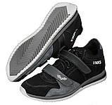 Кросівки чоловічі спортивні V'Noks Boxing Edition Grey 44 розмір чорний з сірим, фото 3