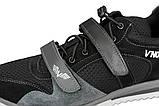 Кросівки чоловічі спортивні V'Noks Boxing Edition Grey 44 розмір чорний з сірим, фото 7