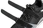 Кроссовки мужские спортивные V`Noks Boxing Edition Grey 44 размер черный с серым, фото 8
