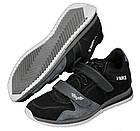 Кроссовки мужские спортивные V`Noks Boxing Edition Grey 46 размер черный с серым, фото 3