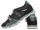 Кросівки чоловічі спортивні V'Noks Boxing Edition Grey New 42 розмір чорний з сірим, фото 2