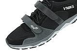 Кросівки чоловічі спортивні V'Noks Boxing Edition Grey New 42 розмір чорний з сірим, фото 8