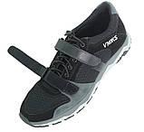 Кросівки чоловічі спортивні V'Noks Boxing Edition Grey New 42 розмір чорний з сірим, фото 9
