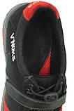 Кросівки чоловічі спортивні V'Noks Boxing Edition Red New 46 розмір чорний з червоним, фото 6