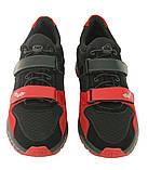 Кросівки чоловічі спортивні V'Noks Boxing Edition Red New 46 розмір чорний з червоним, фото 7
