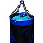 🔥 Боксерский мешок V`Noks водоналивной 150 см 70-75 кг синий + цепи в подарок!🎁, фото 4