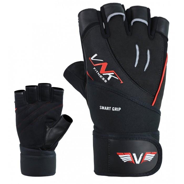 Перчатки для фитнеса мужские VNK Power Black S черный