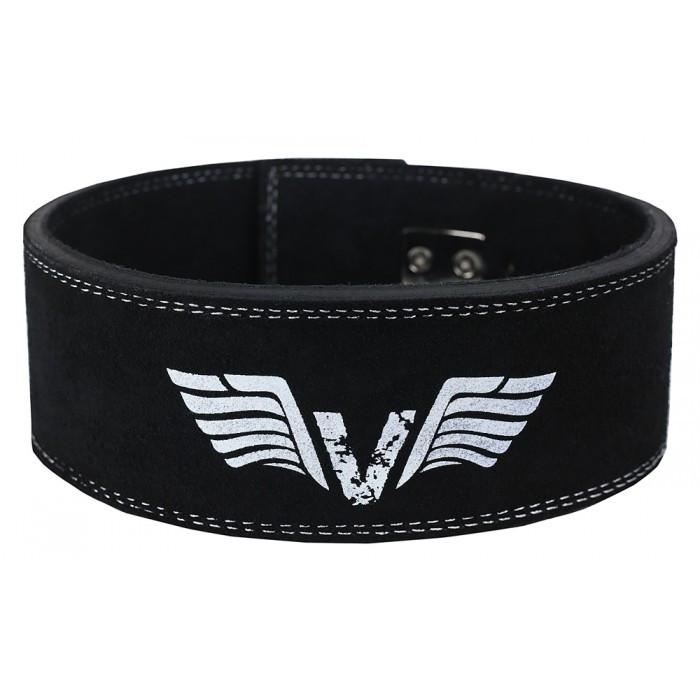 Пояс для важкої атлетики VNK Leather Pro шкіра S чорний