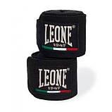 Бинты боксерские Leone Black 3,5м, фото 8