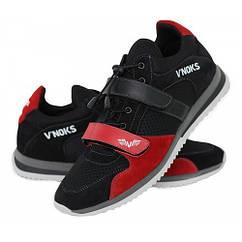 Кроссовки спортивные мужские V`Noks Boxing Edition 40 размер черный с красным