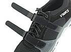 Кроссовки мужские спортивные V`Noks Boxing Edition Grey New 40 размер черный с серым, фото 10