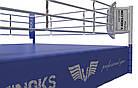 Ринг для бокса V`Noks Competition 6*6*0,5 метра, фото 2
