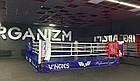 Ринг для бокса V`Noks Competition 6*6*0,5 метра, фото 4
