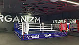 Ринг для боксу V'Noks Competition 6*6*0,5 метра, фото 4