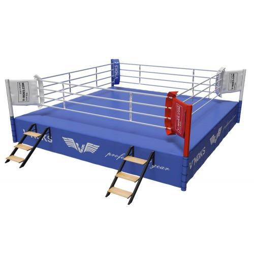Ринг для боксу V'Noks Competition 7,5*7,5*1 метр