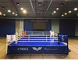 Ринг для боксу V'Noks Competition 7,5*7,5*1 метр, фото 5